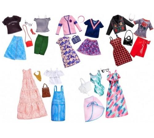 Детскиймагазин в Кишиневе в Молдове barbie fkt27 Два набора нарядов и аксессуаров  в асс.