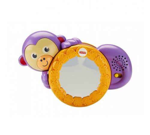 """Jucării pentru Copii - Magazin Online de Jucării ieftine in Chisinau Baby-Boom in Moldova maimuță cu oglindă """"urmați-mă"""" fisher-price"""