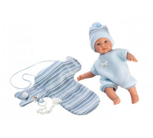 Jucării pentru Copii - Magazin Online de Jucării ieftine in Chisinau Baby-Boom in Moldova llorens papusa interactiva cuquto 30007 (30 cm.) in albastru