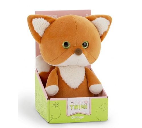 Jucării pentru Copii - Magazin Online de Jucării ieftine in Chisinau Baby-Boom in Moldova orange toys vulpe mini twini 9033/20 (20 cm.)