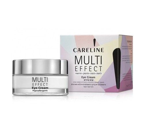 careline Крем для кожи вокруг глаз multi effect (30 мл) 964107