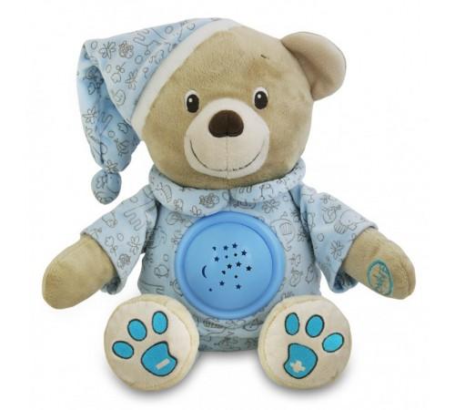 "baby mix ee-te-8465-30 blue  proiector muzical ""ursulet"""