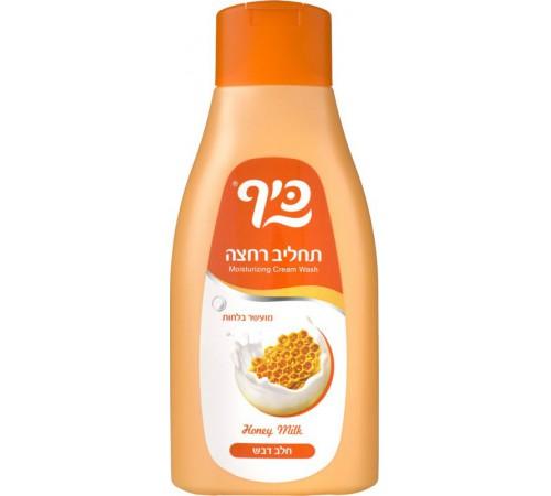 keff almond Гель-молочко для купания Мёд (750 мл) 427558
