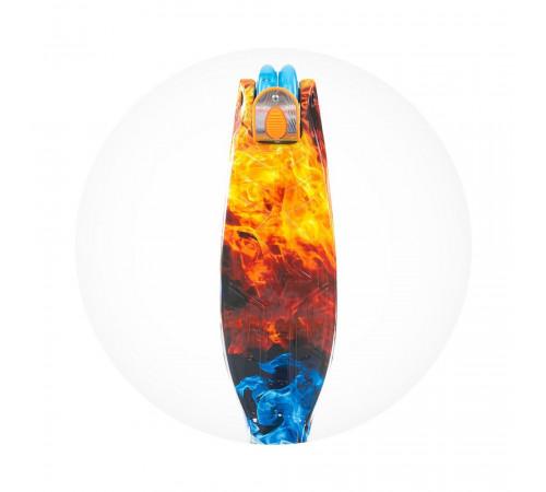 chipolino Самокат croxer evo dscre0216fi огонь и лед