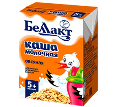Беллакт terci de ovăz cu lapte sterilizat (4m +) 207 gr.