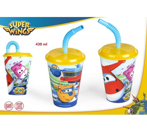 color baby 76786 cana sportiva 430 ml - superwings