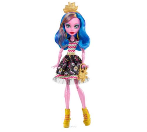 "monster high fbp35 Кукла ""Потрясающая Гулиопа"""