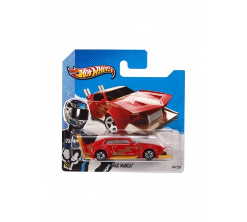 hot wheels 5785 Автомобиль базовый в ассорт.