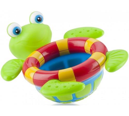 """nuby id6145 Игрушка для ванной """"Черепашка""""."""