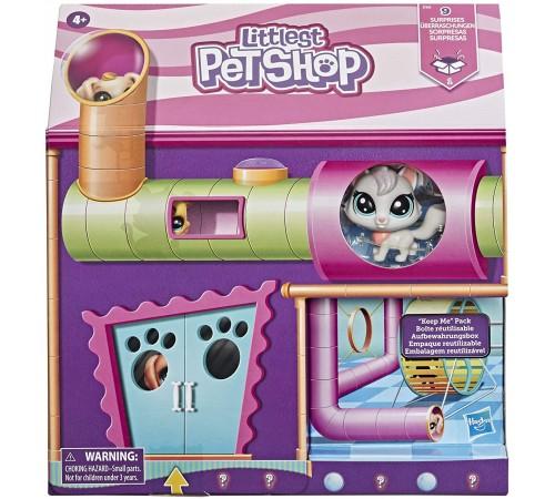 """littlest pet shop e7434 Игровой набор Сюрприз """"Ветеринарная клиника"""" в асс."""