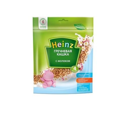 Детское питание в Молдове heinz Гречневая кашка с молоком (4m+)
