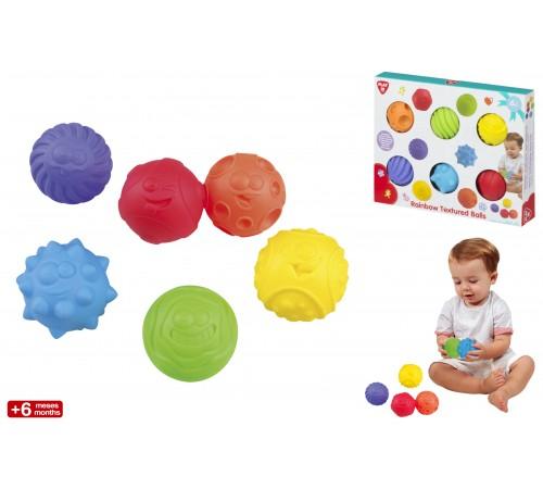 color baby 44562 Набор мячиков  playgo