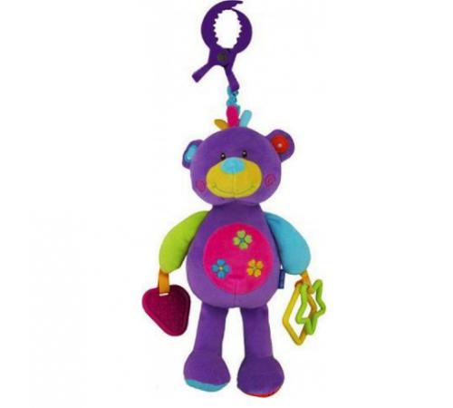 "baby mix stk-12599 b Игрушка для путешествий ""Мишка"""