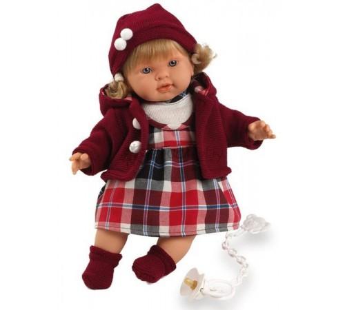 "llorens Кукла ""Марина"" 42118 (42 см.)"