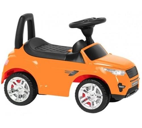colorplast 1441 mașina pentru copii portocaliu