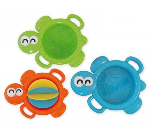 """Детскиймагазин в Кишиневе в Молдове baby mix kp-0689 Набор игрушек для ванны"""" Три черепашки"""""""