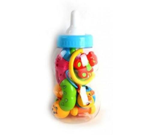 Jucării pentru Copii - Magazin Online de Jucării ieftine in Chisinau Baby-Boom in Moldova op МЛЕ1.199 set de zornaitori in sticluta
