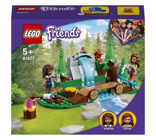 """lego friends 41677 Конструктор """"Лесной водопад"""" (93 дет.)"""