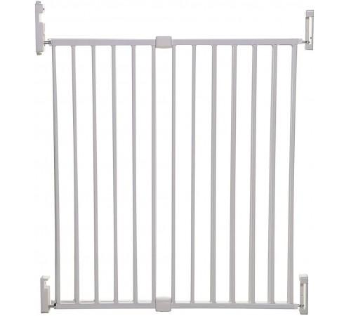 """Securitatea copiilor Baby-Boom in Moldova dreambaby f898 porțile de siguranță 2 secțiuni """"broadway gro-gate"""" (76 - 134,5 cm.) alb"""