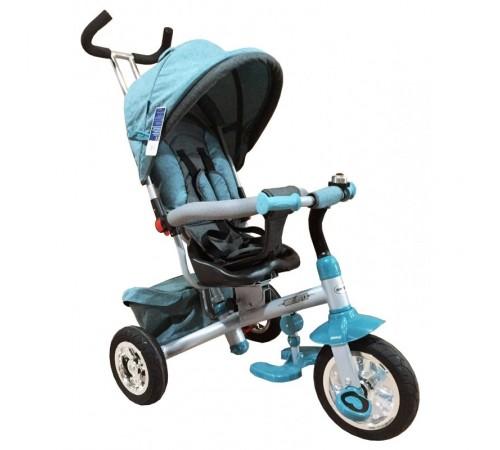 "baby mix ur-et-b30-3 Трицикл ""Тайфун"" мята"