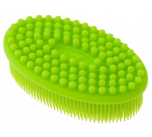 roxy rsb-004 Силиконовая губка для купания салатовый