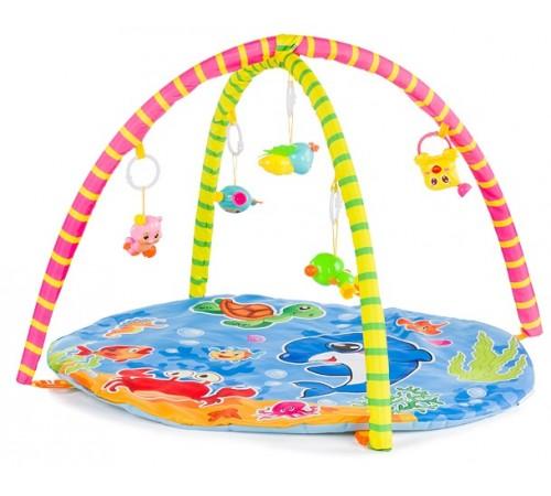 Детскиймагазин в Кишиневе в Молдове chipolino Игровой коврик pgs01805dol  Дельфин
