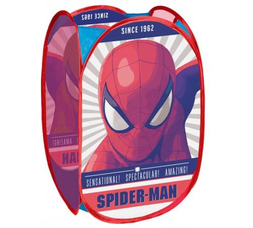 "seven 9530 Корзина для игрушек ""spider-man"""