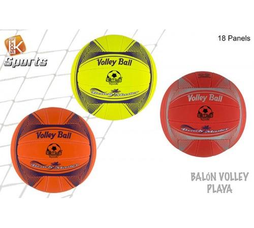 color baby 52428 minge pentru volley la plaja