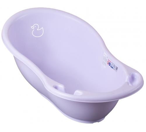 """tega baby Ванночка """"Уточка"""" dk-004-133 (86 см.) сиреневый"""