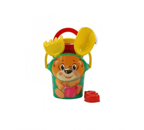 """Jucării pentru Copii - Magazin Online de Jucării ieftine in Chisinau Baby-Boom in Moldova androni 1252-0000 set pentru nisip """"bear"""""""