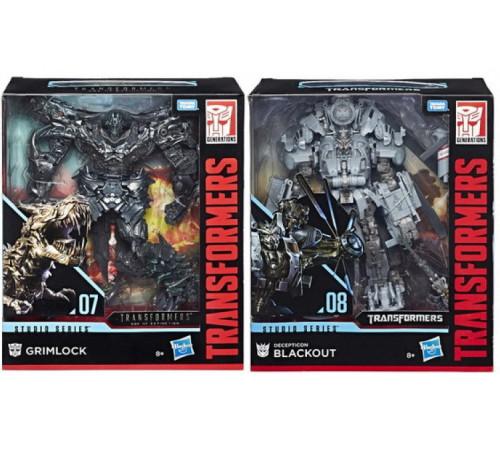 "transformers e0703 Робот-Трансформер ""the leader class"" (33 см.)в асс."