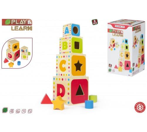 Jucării pentru Copii - Magazin Online de Jucării ieftine in Chisinau Baby-Boom in Moldova color baby 43625 jucarie din lemn  play & learn