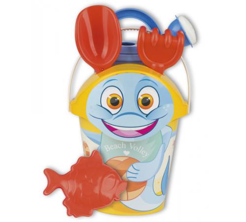 """Детскиймагазин в Кишиневе в Молдове androni 1317-0000 Набор для песка """"Дельфин"""""""