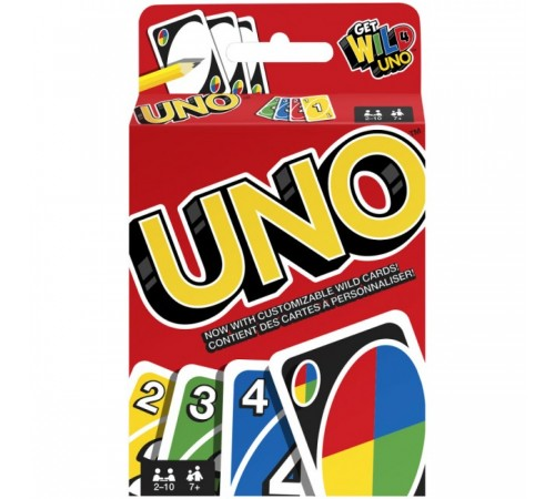 "uno w2085 Настольная игра ""uno"""