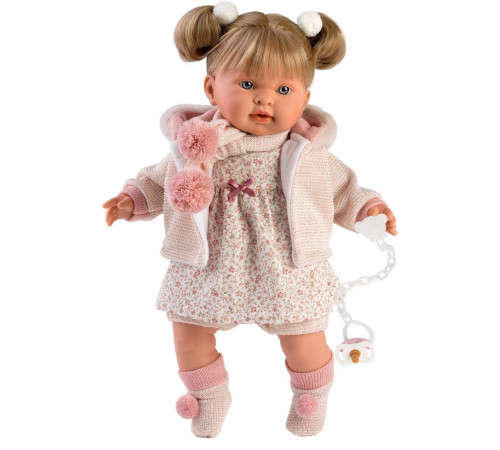 "llorens Интерактивная кукла ""alexandra llorona"" 42272 (42 см.)"