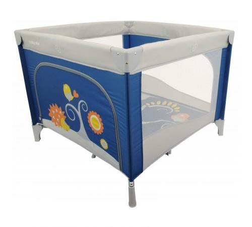 baby mix  hr-sq100-3 navy  manej pentru copii albastru