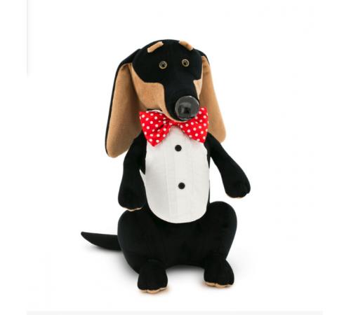 lucky doggy (orange toys)  Такса Моцарт 20см  7639/20