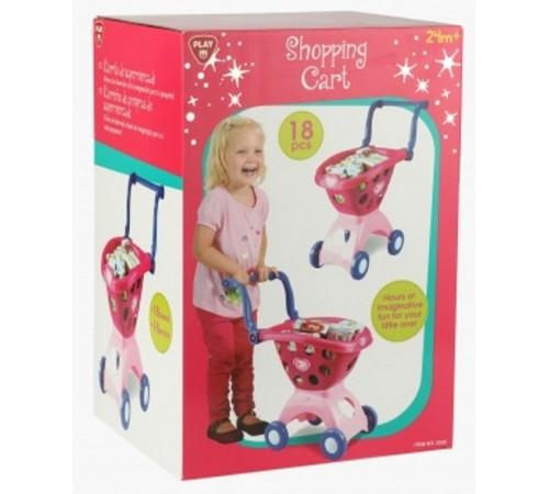 """Детскиймагазин в Кишиневе в Молдове playgo 3239 Корзина с продуктами """"Супермаркет"""""""