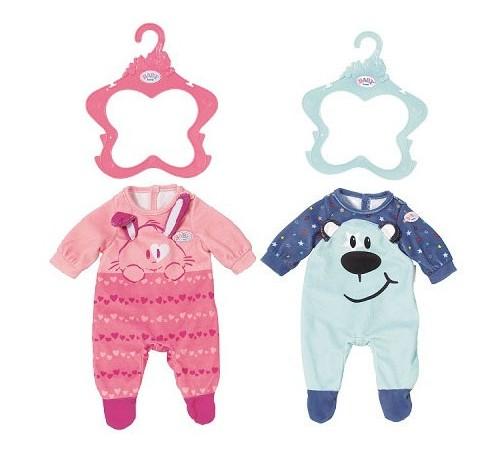 Детскиймагазин в Кишиневе в Молдове zapf creation 824566 Комбинезон для baby born в асс.