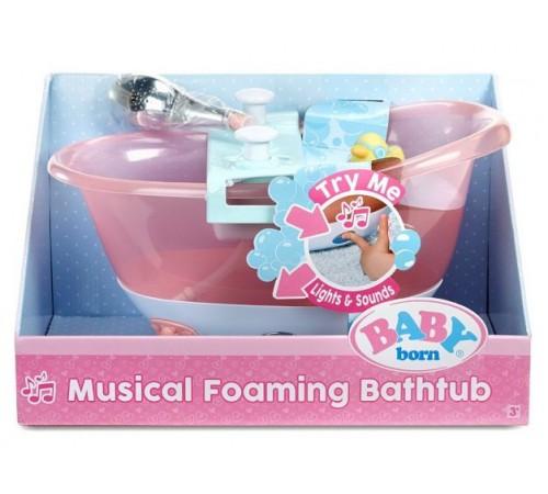 zapf creation 822258 Интерактивная ванна для куклы baby born