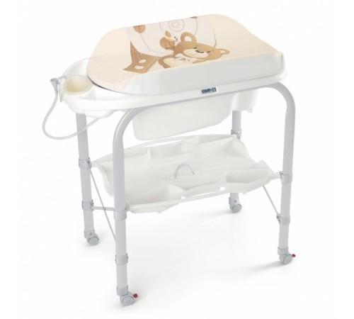 cam Пеленальный столик с ванной cambio c219 Мишка