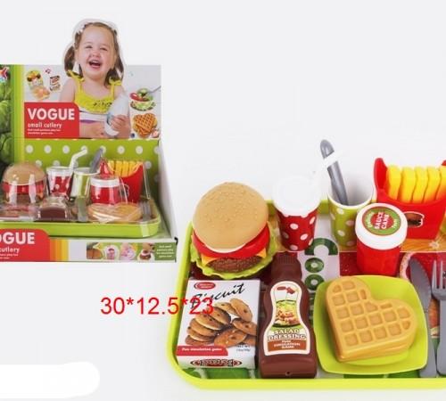 Игрушки в Молдове op ДД05.13 Игровой набор  «Завтрак»