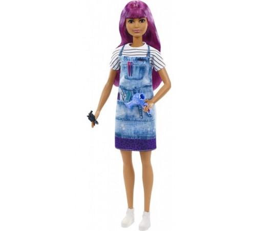 """Детскиймагазин в Кишиневе в Молдове barbie gtw36 Кукла Барби """"Стилист"""" серии """"Кем быть?"""""""