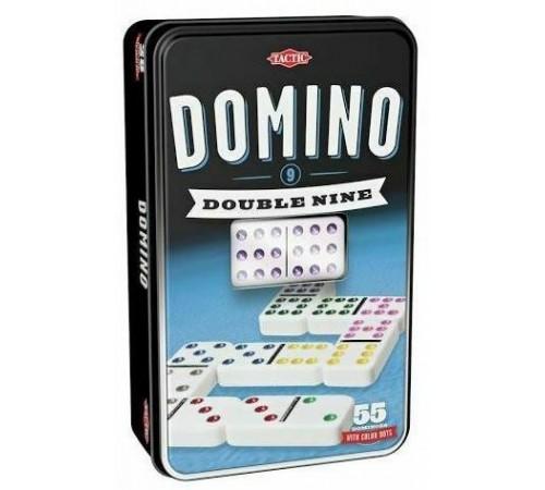 """tactic 53914 joc de masa """"domino double 9"""""""