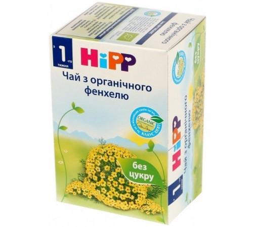 hipp 3600 Детский фенхелевый чай 30 гр. (1+)
