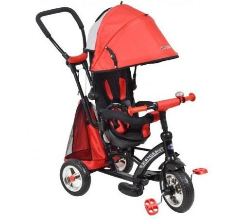 baby mix Трицикл ur-xg6026-t17 красный