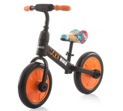 """chipolino Беговел """"max bike"""" dikmb0202or оранжевый"""