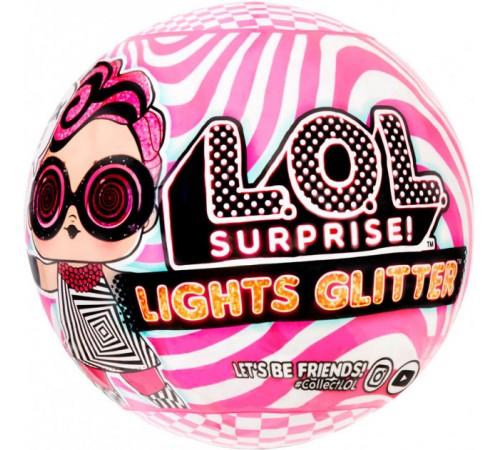 l.o.l. 564829 Игровой набор с куклой surprise! Мерцающий сюрприз в асс.