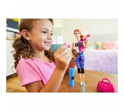 "barbie gkh73 Кукла серии  ""Фитнес"" в асс."