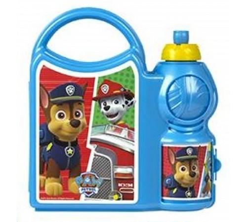 """color baby 76851  cutie de prânz cu sticlă """"paw patrol"""""""